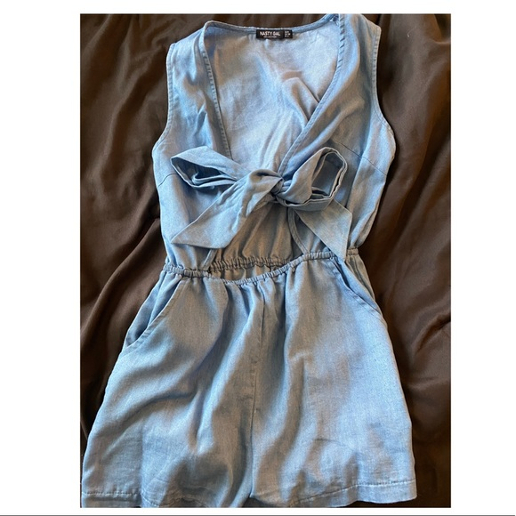 Nasty Gal Other - Nasty Gal Romper